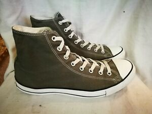 Mens Converse grey casual trainers size 11