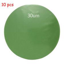 "10pcs/lot 127MM 5"" Disk Type Diamond Lapping Film 30um Diamond Polishing Film"