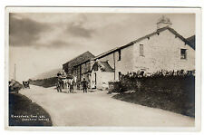 Kirkstone Inn - Real Photo Postcard / Abraham Keswick Series