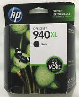 HP 940XL High Yield Original Ink Cartridge, Black (2,200pg yld)  Free Shipping