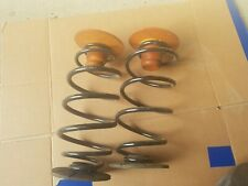 2002 VAUXHALL ASTRA COUPE 1.8 PETROL REAR COIL SPRING PAIR
