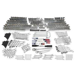 Craftsman 500 Piece Mechanic Tool Set Mechanics socket ratchet ratcheting wrench