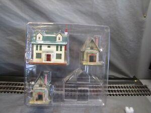 MTH Tinplate Traditions Standard Gauge Villa House Set #192 #10-1110