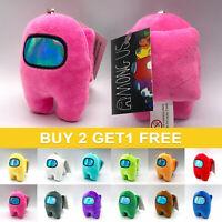 Toy Among us Game Plush Soft Stuffed Toy Dolls Figure Plushies Kids Child Gift