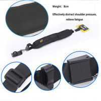 Universal Black Camera Shoulder Neck Belt Strap For Canon Nikon Sony S