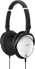Victor JVC Head-band Foldable Headphones HA-S600-W White
