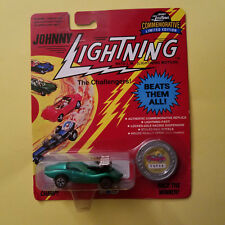 1/64 Johnny Lightning - Vicious Vette - Silver Series #B (00998)