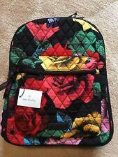 Vera Bradley Leighton Backpack - Havana Rose