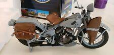 New ListingFranklin Mint Harley Davidson 1944 Wla Navy Bike