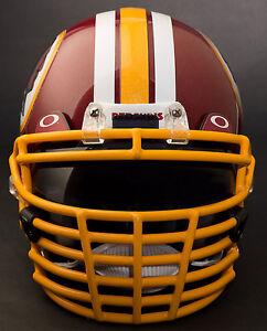 WASHINGTON REDSKINS NFL Schutt Super Pro BIG GRILL Football Helmet Facemask