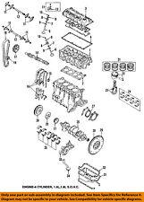 Genuine OEM Crankshafts & Parts for Mazda Miata for sale | eBay