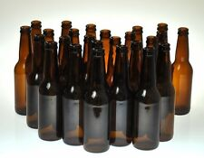 15 x Glass Beer Bottles 330 ml 33cl Good Quality Home Brew, Fast Dispatch