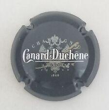capsule champagne CANARD DUCHENE petit sabre petit 1868 n°64 noir