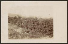 Hampshire. Portsmouth. Portsdown Hill Maybe? - Vintage Real Photo Postcard