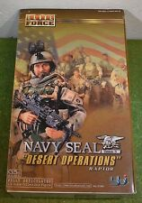 ELITE FORCE - BBI - 1/6 - MODERN - US RAPTOR NAVY SEAL TEAM 3 DESERT OPERATIONS