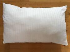 1 John Lewis Standard Pillow Synthetic Cluster Fibre Medium 48 x 74cm