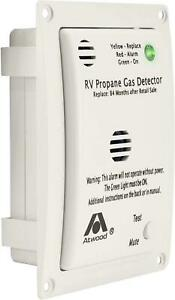 Atwood   LP_DOW   RV Gas Detector   36719 Replaces 36720   White   12V  #8375