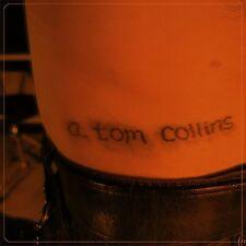 A. Tom Collins - Stick & Poke (2013)  Vinyl LP  NEW/SEALED  SPEEDYPOST
