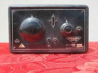 RADIO SIGNALBAU HUT TELEFUNKEN E82W WITHOUT TUBES volksempfänger VOLKS 1920s e82