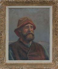 Reinhold Hansche (1867 Berlin - ) - Fischer, Ölgemälde