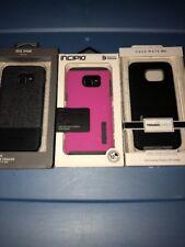 Lot Of 3pc Samsung Galaxy S7 Edge Jack Spade Case, Incipio Case, Casemate  Cover