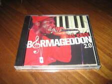 Ras Kass - Barmageddon 2.0 - West Coast Rap CD - Sick Jacken Kendrick Lamar