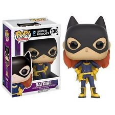 Funko POP #136 - DC Comic Super Heroes - Batgirl Vinly Figure Collectible Toy