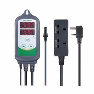 Inkbird Digital Thermostat Temperature Controller 308S Removal Aquarium Probe CF