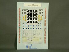 1:72 Decals Super Scale 72-483 Israeli F-15A/B MiG Killers 133rd 620th 644th Sqd