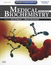 Medical Biochemistry : With STUDENT CONSULT Online Access by Marek H. Dominicza…