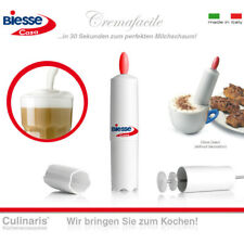 Biesse Casa - Cremafacile - Milk Frother Red 12537