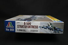 XZ081 ITALERI 1/200 maquette avion 851 B-52 Stratofortress B52 Ptitoys