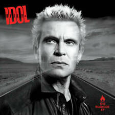 Billy Idol Roadside Blue Vinyl EP