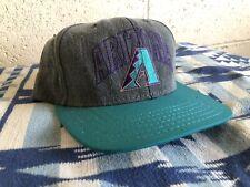 Vintage 90s Annco Arizona Diamondbacks Snapback Cap Hat