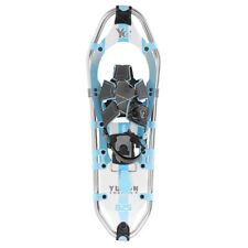 Yukon Charlie's Elite Spin Snowshoes - Women's 8x25 (up to 200lbs) - Blue