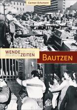 Bautzen Wendezeiten Sachsen DDR Stadt Geschichte Bildband Buch Fotos Archivbild