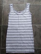 Women's Striped Cotton Blend Above Knee, Mini Summer/Beach Dresses