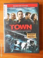 DVD THE TOWN CIUDAD DE LADRONES - EDICION DE ALQUILER (R6)