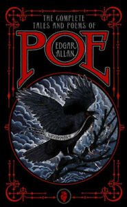 NEW The Complete Tales and Poems of Edgar Allan Poe - Omnibus Edition By Edgar A