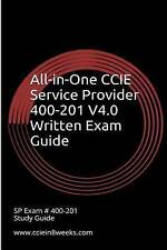 All-in-One CCIE Service Provider 400-201 V4.0 Written Exam Guide by Paul Adam