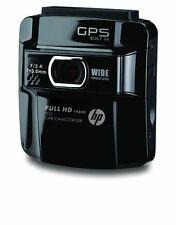 HP F210 1080p Full HD GPS Dash Cam DVR video camera Traffic Accident Recor