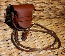 Antique WW1 times New Leather Case for strap Pocket Watch 45-50mm WWII