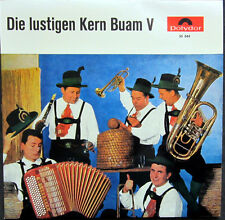 Single EP  / DIE KERN BUAM V / AUSTRIA / RARITÄT /