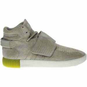 adidas Tubular Invader Strap High   Mens  Sneakers Shoes Casual   - Beige - Size