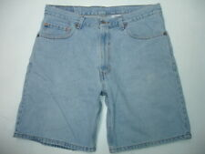 Levi's 550 Jeans Shorts Relaxed Fit Mens size W34