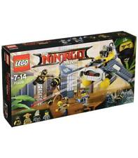 Lego Ninjago Movie - Bombardero-mantarraya