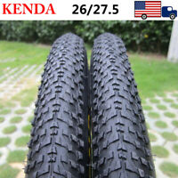 KENDA MTB Tire 26/27.5*1.95/2.1 Wire Bead Cross Country Non-slip Bicycle Tyres