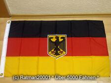 Fahnen Flagge Deutschland Adler - 60 x 90 cm
