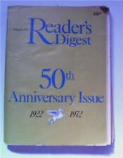 READERS DIGEST 50TH ANNIVERSARY ISSUE FEB 1972