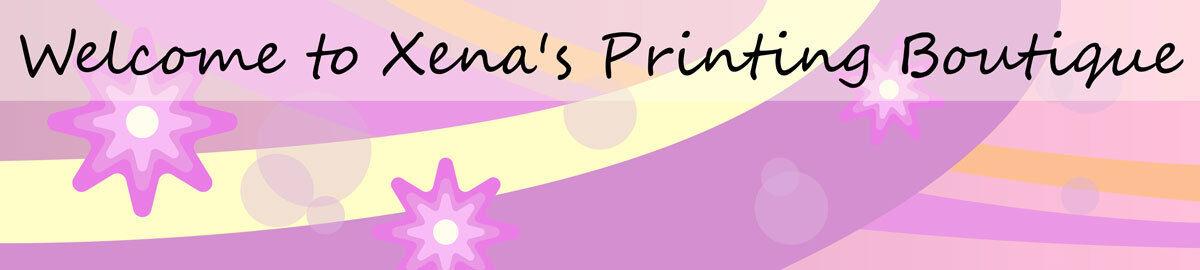 Xena's Printing Boutique